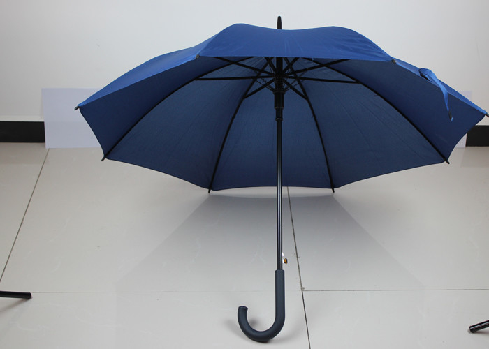 27 Inch 8k Mens Windproof Golf Umbrella With Strong Anti Rust Steel Auto Open Frame