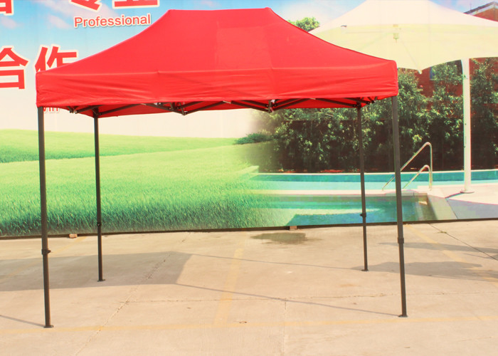3m X 3m Garden Gazebo Canopy Tent Heavy Duty For Trade Show Advertising