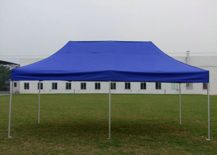 Aluminum Frame 3x6 Pop Up Gazebo Tent Trade Event Display Canopy With Logo Print