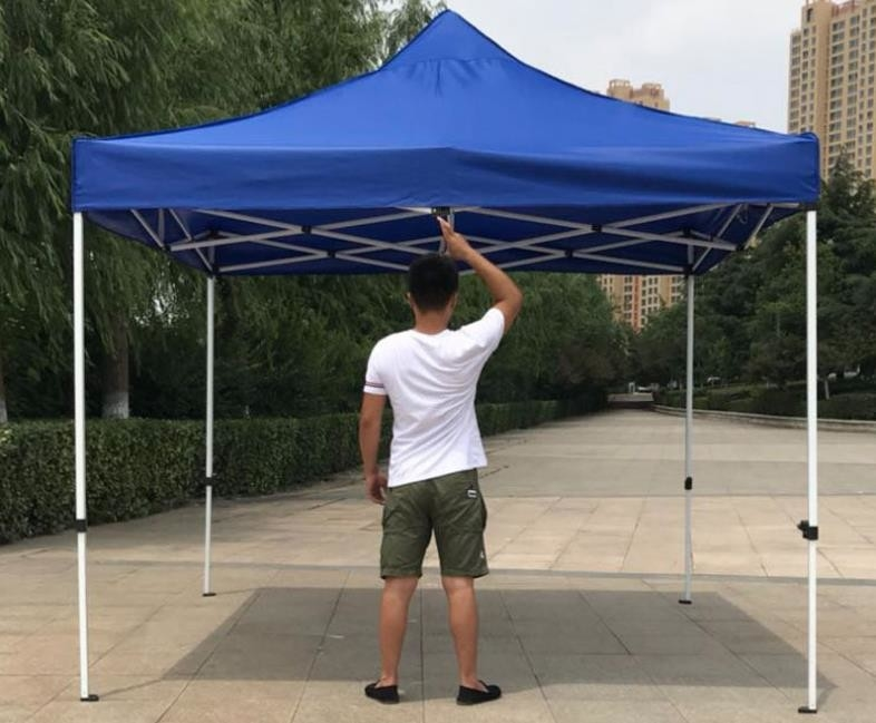 Promotional high quality pop up market tent with wholesale price
